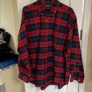 Ralph Lauren men's dress shirt XL